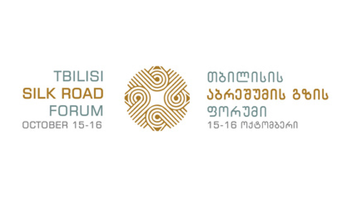 Silk Road Group sponsors the 15-16 October Tbilisi Silk Road Forum