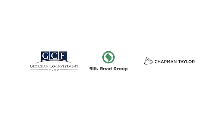 Silk Road Group Starts Collaboration with Chapman Taylor